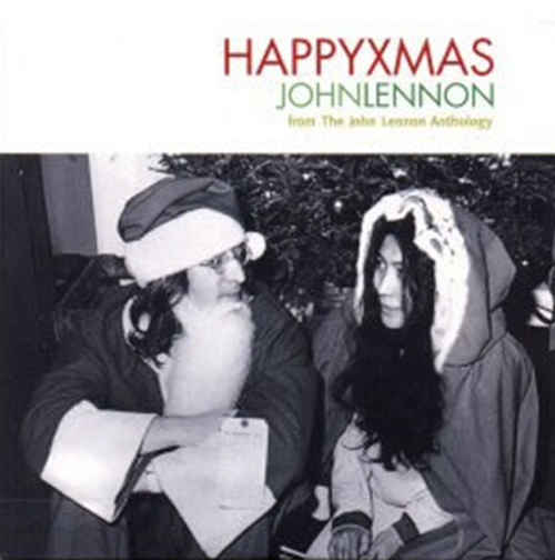 cancion happy xmas john lennon: